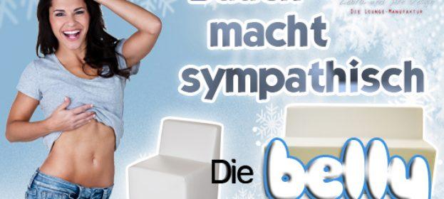Bauch macht sympathisch - die BELLY-Serie