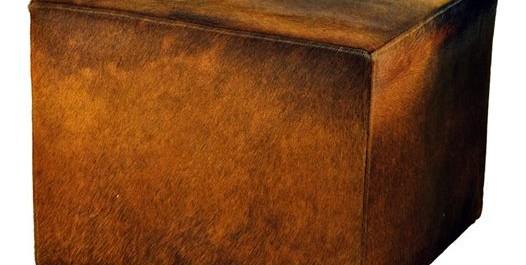 Kuhfell Bezug Lounge Möbel