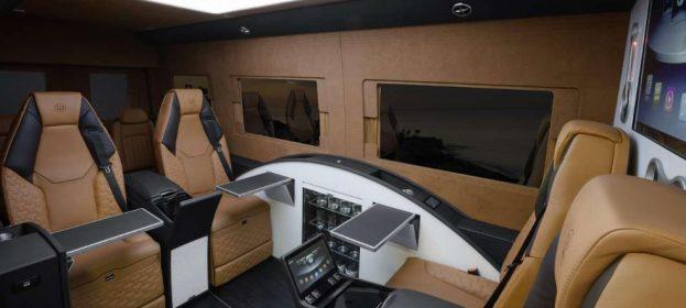 Die mobile Lounge